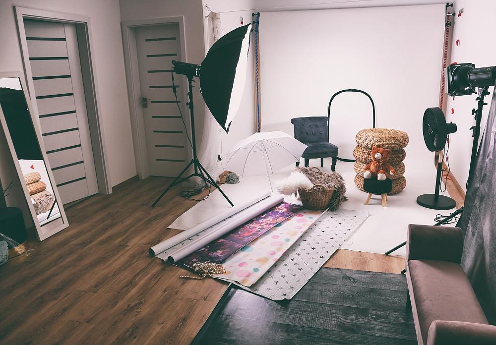 Fotografický ateliér v Turnově – v provozu