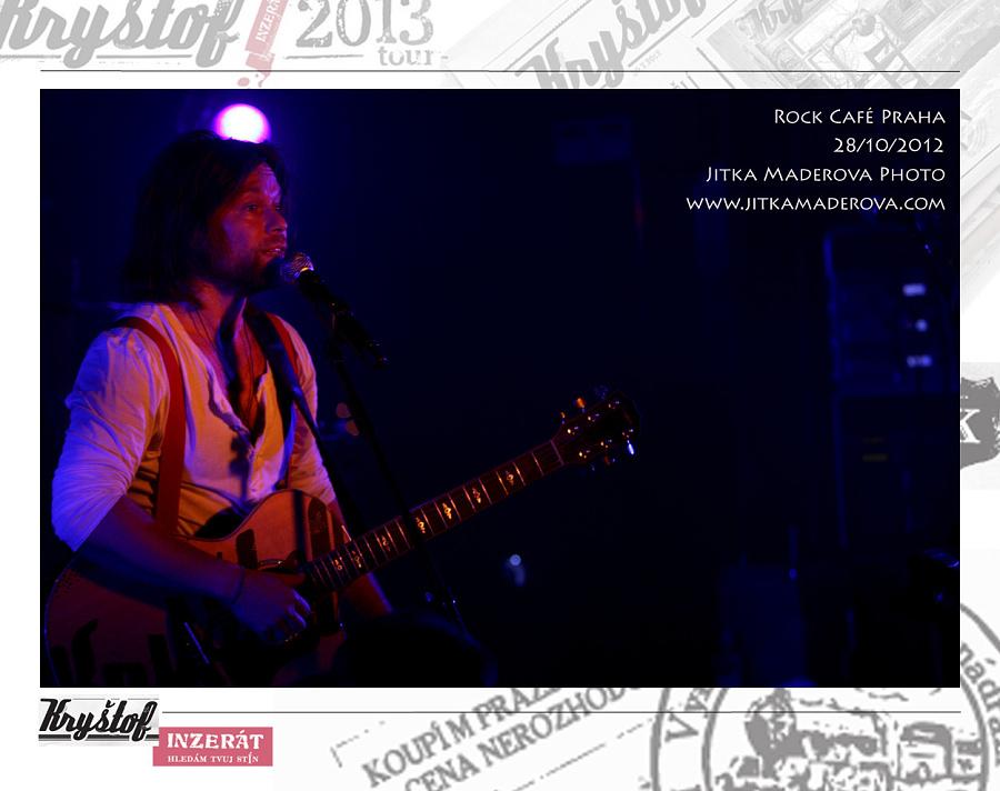 Krystof Rock Cafe 28102012