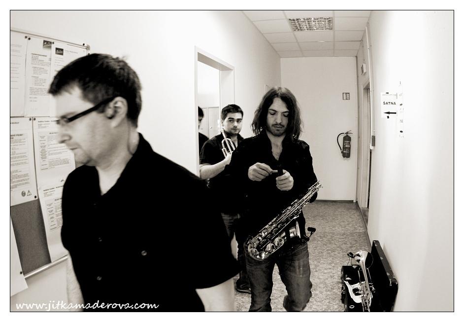 Krystoff - on tour 2011