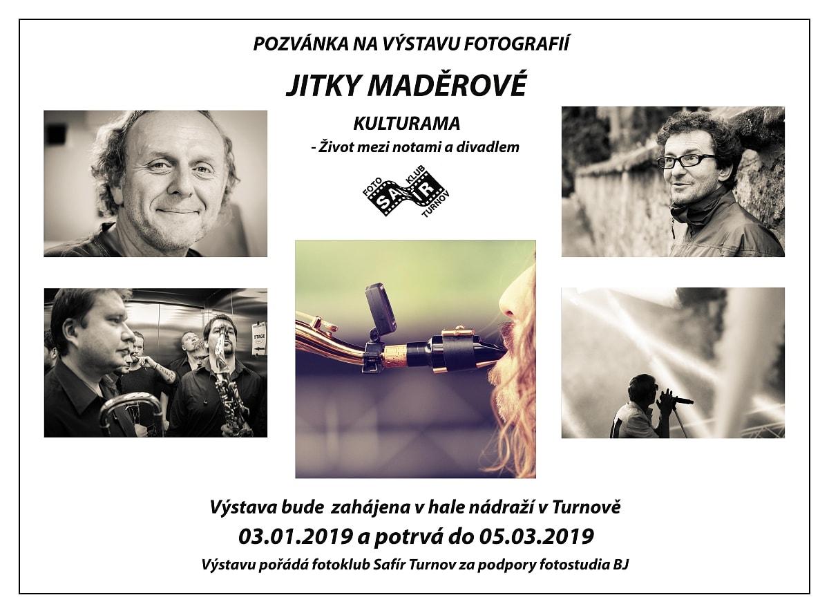 KULTURAMA v Turnově – do 5.3.2019