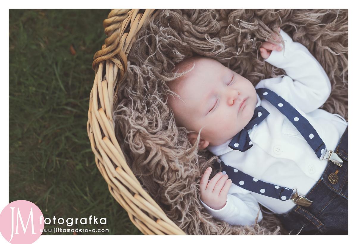 Novorozenecké newborn fotografování – důležité informace